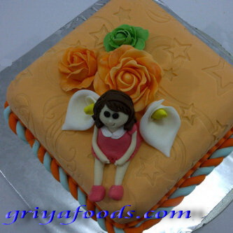 Cake Fondant, Fondant Cake, Jual Fondant Di Pekanbaru, Fondant Cake di