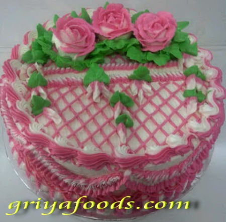 valentine day, cake valentine